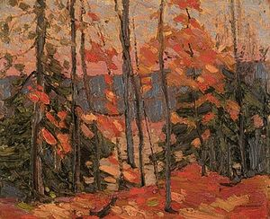 Thomas Thompson - Spruce And Maple