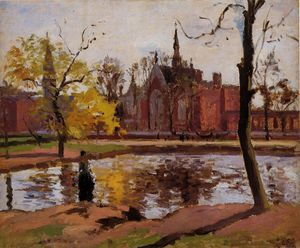 Camille Pissarro - dulwich college, london.
