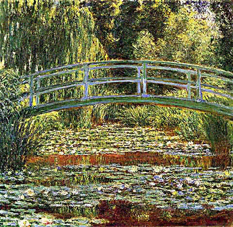 Buy Museum Art Reproductions Impressionism : le bassin aux nympheas by Claude Monet | TopImpressionists.com
