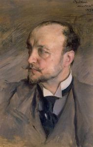 Giovanni Boldini - self portrait