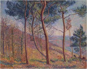 Gustave Loiseau - In the Mountains