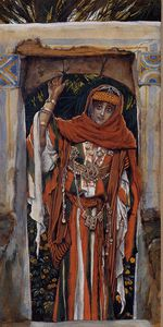 James Jacques Joseph Tissot - Mary Magdelane before Her Conversion