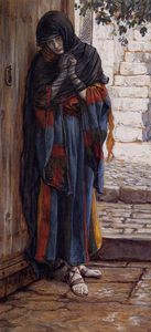 James Jacques Joseph Tissot - the repentant magdalene
