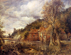 John Constable - untitled