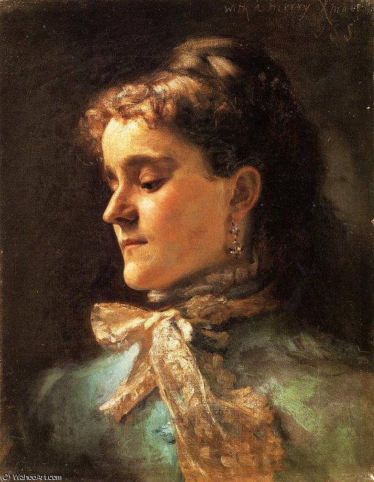 famous painting emily sargent of John Singer Sargent
