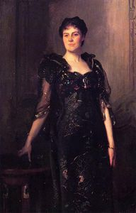 John Singer Sargent - Mrs. Charles F. St. Clair Anstruther Thompson nee Agnes