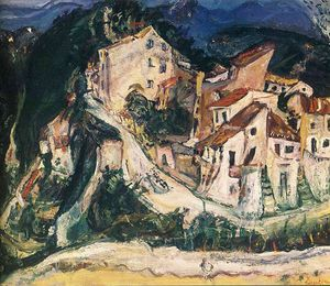 Chaim Soutine - untitled (2684)