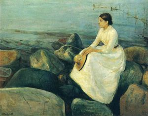 Edvard Munch - untitled (2766)