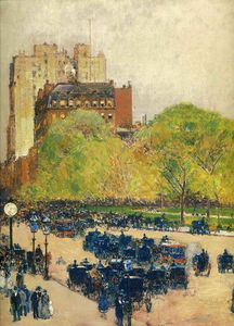 Frederick Childe Hassam - untitled (8037)