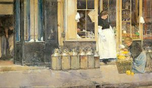 Frederick Childe Hassam - untitled (2542)