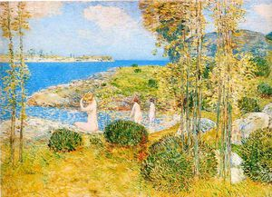 Frederick Childe Hassam - untitled (838)