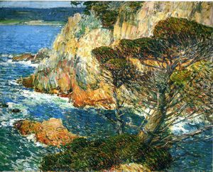 Frederick Childe Hassam - untitled (6374)