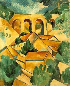 Georges Braque - untitled (3592)