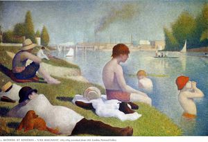 Georges Pierre Seurat - untitled (9441)