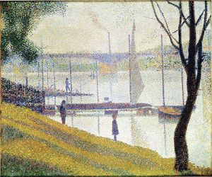Georges Pierre Seurat - untitled (7518)