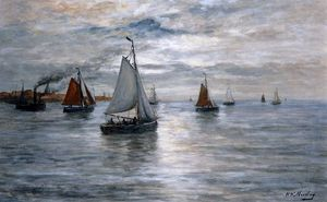 Hendrik Willem Mesdag - untitled (4271)