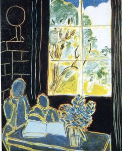 Henri Matisse - untitled (7620)