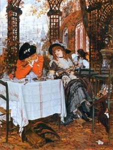James Jacques Joseph Tissot - untitled (3972)