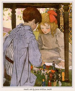 Jessie Willcox Smith - untitled (2210)