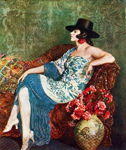 Jorge Apperley (George Owen Wynne Apperley) - untitled (7429)