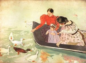 Mary Stevenson Cassatt - untitled (6806)