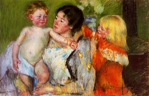 Mary Stevenson Cassatt - untitled (6702)
