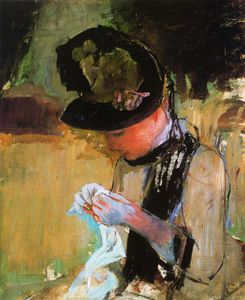 Mary Stevenson Cassatt - untitled (4007)