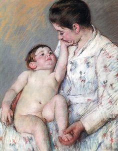 Mary Stevenson Cassatt - untitled (2620)