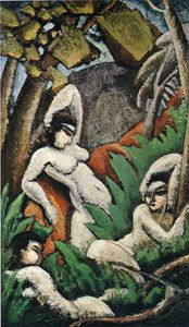 Max Weber - untitled (2993)