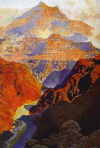 Maxfield Parrish - untitled (2717)