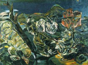 Oskar Kokoschka - untitled (2332)