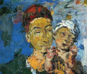 Oskar Kokoschka - untitled (7950)