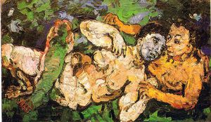 Oskar Kokoschka - untitled (7639)