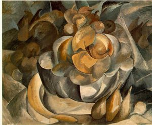 Georges Braque - Fruit Dish, MM Sthlm
