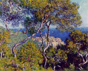 Claude Monet - Bordighera, The Art Institute of C