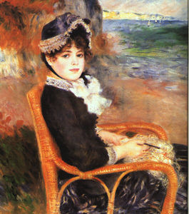 Pierre-Auguste Renoir - By the Seashore, The Metropolitan Museum of Art