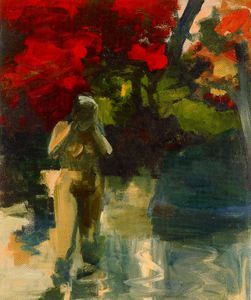 Elmer Bischoff - Untitled (995)