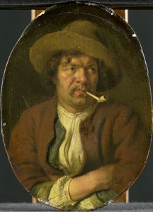 Arie De Vois - the Smoker