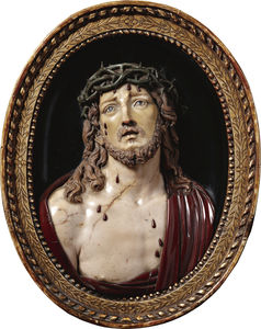 Giuseppe Antonio Torricelli - Christ as the man of sorrows