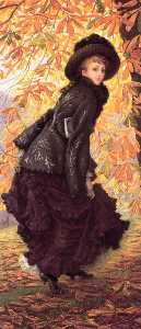 James Jaques Joseph Tissot - English October