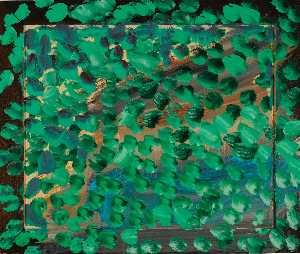 Howard Hodgkin - Moss