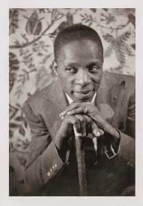 Carl Van Vechten - John W. Bubbles, from the portfolio O Write My Name American Portraits, Harlem Heroes