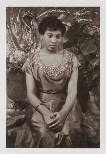 Carl Van Vechten - Leontyne Price, from the unrealized portfolio Noble Black Women The Harlem Renaissance and After