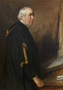George Agnew Reid - Sir James Donaldson (1831–1915)
