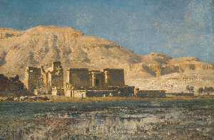 Ernst Koerner - The Plain of Thebes