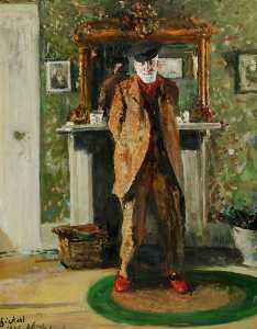 Jacques-Emile Blanche - Walter Richard Sickert (1860–1942)