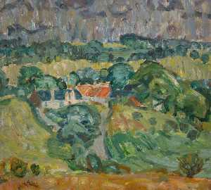 William George Gillies - Midlothian Farm