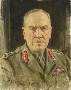 Reginald Grenville Eves - General Sir Robert Gordon Finlayson, KCB, CMG, DSO