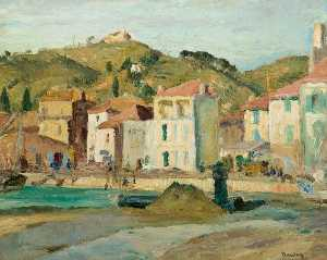 Ronald Ossory Dunlop - Martigues, France