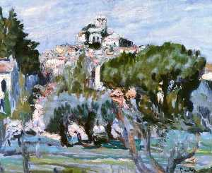 Ronald Ossory Dunlop - South of France
